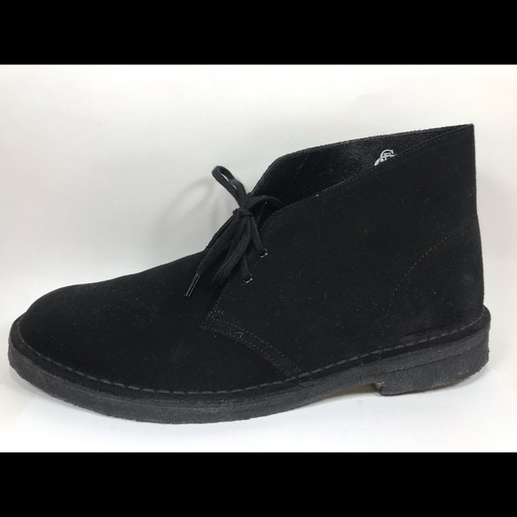 Clarks Other - Clarks Chukka Charles F Stead Leather Boots 10M